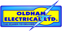 oldham electrical logo